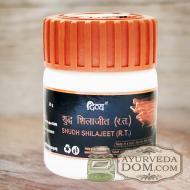 Шиладжит смола 20гр (Shuddh Shilajeet Patanjali Divya)