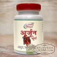 "Арджуна чурна 100 гр ""Шри Ганга""  (Arjuna churnam Shree ganga)"