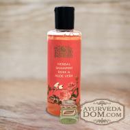 Шампунь Алоэ Вера Роза (Aloe Vera Rose Shampoo) 200 мл