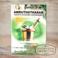 «Амритоттара» кашая чурна 100гр производитель «Эверест» (Amruthothotharam Everes