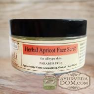 "Скраб для лица ""Кхади Абрикос"", 50 грамм (Khadi Herbal Apricot Face Scrub)"