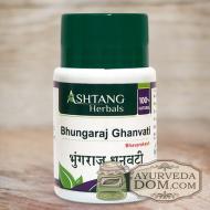 Брингарадж Гхан вати экстракт 60 таб (Bhungaraj Ghan vati Ashtang Herbals)