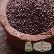Горчица черная (семена) от компании MDH, 100 грамм (Mustard Black Seeds)