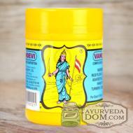 """Асафетида """"Вандэви"""" желтый порошок, 50 грамм (Vandevi Powder Yellow)"""