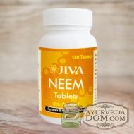 """Ним"" от ""Жива"", 120 таблеток (Neem Jiva)"