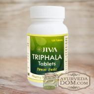 """""""Трипхала"""" от """"Жива"""", 120 таблеток (Triphala Jiva)"""