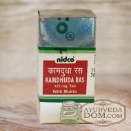 Камдудха рас «Нидко» 30 таб (Kamdhuda ras Nidco)