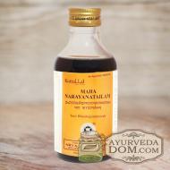 "Масло ""Маха Нараяна"" от ""AVS"", 200 мл (Maha Narayanatailam AVS)"