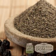Горчица черная молотая от компании MDH, 100 грамм (MDH Mustard Black Powder)