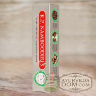 """Аюрведическая зубная паста """"К. П. Намбудирис"""", 150 грамм (K. P. Namboodiris)"""