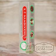 """Аюрведическая зубная паста """"К. П. Намбудирис"""", 50 грамм (K. P. Namboodiris)"""