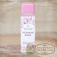 "Розовая вода ""Сахул премиум"", 120 мл (Rozal Gulab Jal Sahul)"
