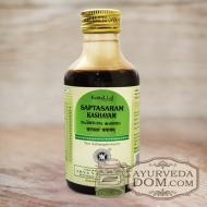 """Саптасарам"" кашаям от ""AVS"", 200 мл (Saptasaram Kashyam)"
