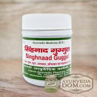 """Синханад Гугул"" от ""Адарш"", 40 гр (100 таб) Singhnad Guggul Adarsh"