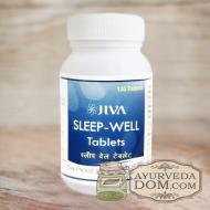 """""""Слип-Вел"""" от """"Джива"""", 120 табл (Sleep-well Jiva)"""