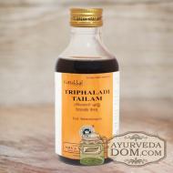 "Масло ""Трифалади"" ""Арья Вайдья Шала"" 200 мл (Triphaladi Oil AVS)"