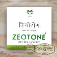 """Зеотон"" для суставов от ""AVN"", 100 капсул (Zeoton soft-gel AVN)"