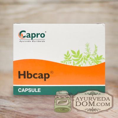 """""""Hbcap Capsule Capro"""" при анемии 100 капсул"""