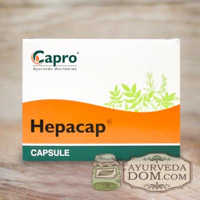 """""""Хепакап"""" тоник для печени 100 капс (Hepacap Capro)"""