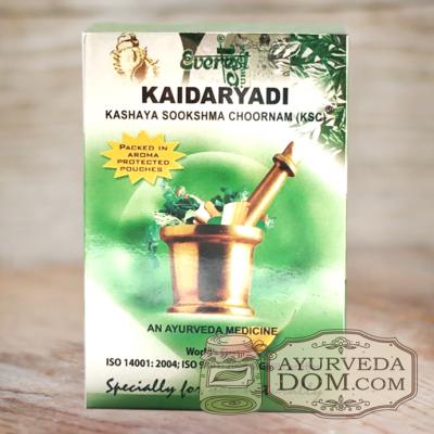 «Кайдарьяди» кашая чурна 100гр производитель «Эверест» (Kaidaryadi Everest)