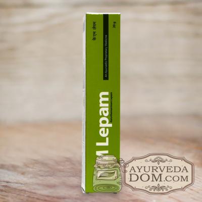 КМ Лепам - для лечения головной боли 20 гр (KM Lepam Kerala Ayurveda)