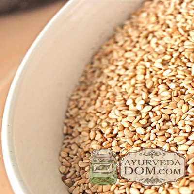 Кунжут индийский, 100 грамм ( Seasame seeds)