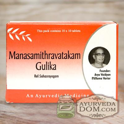 Манасамитра ватакам AVP