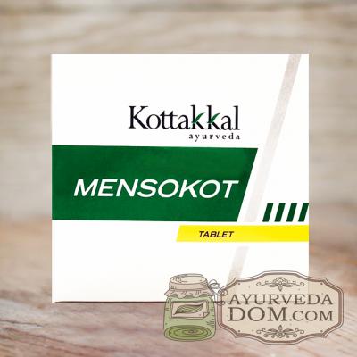 """Менсокот"" от ""Коттаккаль"", 100 табл (Mensokot Kottakal AVS)"