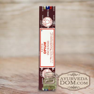 "Благовония ""Опиум"" Сатья (Opium Satya) 15 гр"
