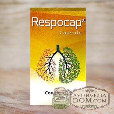 Респокап тоник дыхательной системы 60 капс. (Respocap Capro lab)