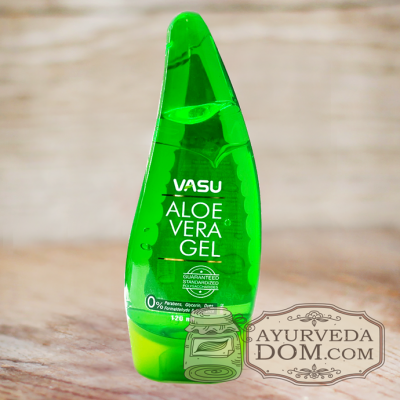 "Алоэ вера гель ""Васу"" (Vasu Aloevera gel) 120 мл"