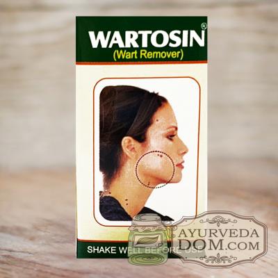 """Вартосин"" средство для удаления бородавок 30 гр (WARTOSIN)"